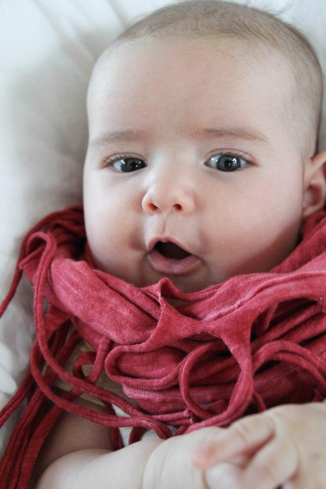amaya tee shirt scarf-2